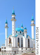 Мечеть Кул-Шариф (2013 год). Стоковое фото, фотограф Рустам Гилязутдинов / Фотобанк Лори