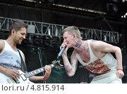 Купить «Jane Air на сцене «Доброфеста»», фото № 4815914, снято 28 июня 2013 г. (c) Голованов Сергей / Фотобанк Лори