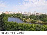 Екатеринбург, район Заречный (2013 год). Редакционное фото, фотограф Гирев Николай Михайлович / Фотобанк Лори