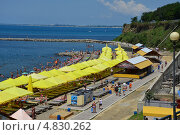 Купить «Летние пейзажи курорта Анапа», фото № 4830262, снято 5 июля 2013 г. (c) Игорь Архипов / Фотобанк Лори