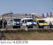 Купить «На страже порядка», фото № 4830978, снято 9 мая 2013 г. (c) Корнилова Светлана / Фотобанк Лори