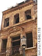 Старый заброшенный дом (2012 год). Стоковое фото, фотограф Екатерина Шувалова / Фотобанк Лори