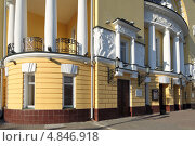 Ярославль,  Академический театр имени Ф.Г. Волкова (2013 год). Редакционное фото, фотограф Дмитрий Неумоин / Фотобанк Лори