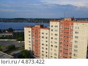 Городской пейзаж (2013 год). Стоковое фото, фотограф Ирина Белоусова / Фотобанк Лори