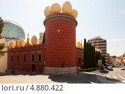 Музей и театр Дали, Фигейрос, Каталония (2013 год). Редакционное фото, фотограф Яков Филимонов / Фотобанк Лори