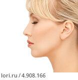 Купить «Красивая юная девушка с красивой кожей на лице», фото № 4908166, снято 8 февраля 2011 г. (c) Syda Productions / Фотобанк Лори
