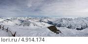 Австрийские Альпы (2013 год). Стоковое фото, фотограф Барабанов Максим / Фотобанк Лори