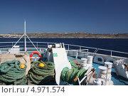 Корма корабля (2012 год). Редакционное фото, фотограф Дарья Фролова / Фотобанк Лори