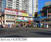 Купить «Мир кожи и меха в Сокольниках, Москва», эксклюзивное фото № 4978594, снято 9 августа 2013 г. (c) lana1501 / Фотобанк Лори