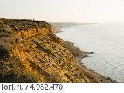 Купить «Северо-западный берег Цимлянского водохранилища», фото № 4982470, снято 6 апреля 2013 г. (c) Борис Панасюк / Фотобанк Лори