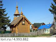 Часовня. Стоковое фото, фотограф Светлана Сейтназарова / Фотобанк Лори