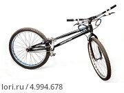 Велосипед без сиденья (2011 год). Редакционное фото, фотограф Ilya Tikhanovsky / Фотобанк Лори