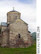 Купить «Церковь в селе Алмасиани (Базилан). Грузия», фото № 4996294, снято 2 июля 2013 г. (c) Евгений Ткачёв / Фотобанк Лори