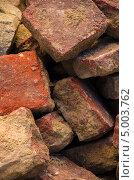 Куча камней, фон. Стоковое фото, фотограф Sergejus Savickis / Фотобанк Лори