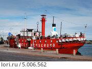 Купить «Корабль-ресторан Relandersgrund в Хельсинки», фото № 5006562, снято 14 сентября 2012 г. (c) Тавруева Надежда / Фотобанк Лори