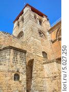 Храм Гроба Господня. Стоковое фото, фотограф Екатерина Высотина / Фотобанк Лори