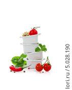 Натюрмот с помидорами. Стоковое фото, фотограф Svetlana Mihailova / Фотобанк Лори