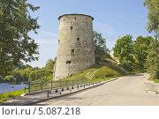 Купить «Гремячая башня во Пскове», фото № 5087218, снято 4 августа 2013 г. (c) Валентина Троль / Фотобанк Лори