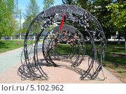 Свадебные кольца в Дзержинске (2012 год). Редакционное фото, фотограф Балашов Антон Владимирович / Фотобанк Лори