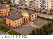 Купить «Кузбасская митрополия», фото № 5118562, снято 6 сентября 2013 г. (c) Константин Челомбитко / Фотобанк Лори