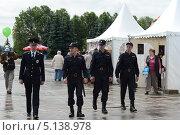 Купить «Патрульно-постовая служба полиции», фото № 5138978, снято 12 июня 2013 г. (c) Free Wind / Фотобанк Лори
