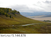 По долинам и по взгорьям.. Стоковое фото, фотограф Максим Адылшин / Фотобанк Лори