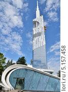 Грузия, Батуми. Технологический университет (2013 год). Редакционное фото, фотограф Карданов Олег / Фотобанк Лори