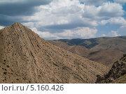 Горный ландшафт. Стоковое фото, фотограф Григорий Аванесян / Фотобанк Лори