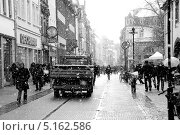 Зима в европейском городе (2009 год). Редакционное фото, фотограф Natalia Arsenteva / Фотобанк Лори