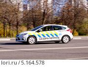 Купить «Цезарь-патруль спешит на вызов», фото № 5164578, снято 14 октября 2013 г. (c) Павел Кричевцов / Фотобанк Лори