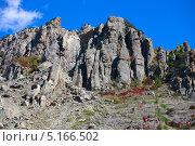 Купить «Крым. Долина Привидений. Гора Демерджи», эксклюзивное фото № 5166502, снято 29 сентября 2013 г. (c) Яна Королёва / Фотобанк Лори