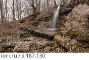 Водопад. Стоковое фото, фотограф Ермихина Оксана / Фотобанк Лори