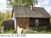 Старый дом. Стоковое фото, фотограф Багрянов / Фотобанк Лори