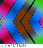 Абстрактный геометрический фон. Стоковая иллюстрация, иллюстратор daniel0 / Фотобанк Лори