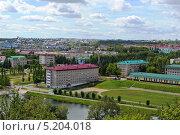 Купить «Лениногорск, вид сверху», фото № 5204018, снято 25 июня 2012 г. (c) александр афанасьев / Фотобанк Лори