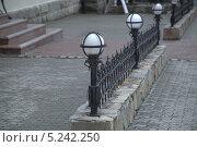 Городские фонари. Стоковое фото, фотограф Андрей Спицын / Фотобанк Лори