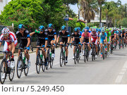 Велогонка Джиро д'Италия 2013. Редакционное фото, фотограф Коптева Зоя / Фотобанк Лори