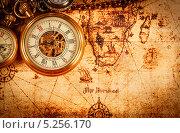 Купить «Карманные часы.», фото № 5256170, снято 5 ноября 2013 г. (c) Андрей Армягов / Фотобанк Лори