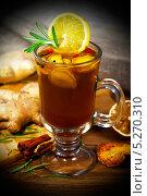 Купить «Рождественский напиток Глинтвейн», фото № 5270310, снято 22 февраля 2020 г. (c) ElenArt / Фотобанк Лори