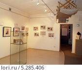 Купить «Экспозиция в музее петербургского авангарда», эксклюзивное фото № 5285406, снято 28 марта 2013 г. (c) Ирина Борсученко / Фотобанк Лори