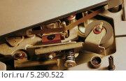 Купить «Работающий механизм магнитофона», видеоролик № 5290522, снято 19 ноября 2013 г. (c) Михаил Коханчиков / Фотобанк Лори