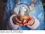 Сувенир новогодний. Стоковое фото, фотограф Артём Ласьков / Фотобанк Лори