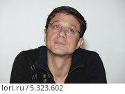 Купить «Алексей Макаров», фото № 5323602, снято 6 ноября 2013 г. (c) Архипова Екатерина / Фотобанк Лори