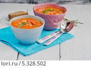 Рыбный суп Буйабес. Стоковое фото, фотограф Ульяна Хорунжа / Фотобанк Лори
