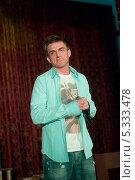 Купить «Влад Топалов», фото № 5333478, снято 30 октября 2013 г. (c) Малышев Андрей / Фотобанк Лори