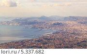Купить «Вид на Неаполь, Италия, таймлапс», видеоролик № 5337682, снято 25 ноября 2013 г. (c) Никита Майков / Фотобанк Лори