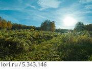 Закат. Стоковое фото, фотограф Анастасия Ефремова / Фотобанк Лори