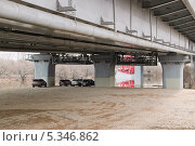 Купить «Под Живописным мостом», эксклюзивное фото № 5346862, снято 21 апреля 2012 г. (c) Алёшина Оксана / Фотобанк Лори
