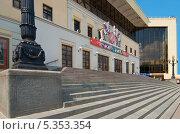 Москва. Цирк на Цветном бульваре (2013 год). Редакционное фото, фотограф Зобков Георгий / Фотобанк Лори