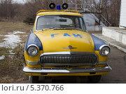 Автомобиль ГАИ (2013 год). Редакционное фото, фотограф Валера Яронский / Фотобанк Лори